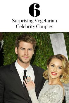 6 Surprising Vegetarian Celebrity Couples  via @PureWow