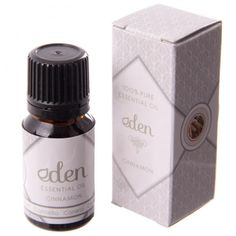 Esenciální olej Eden Skořice, 10ml - vykouzlí příjemnou vánoční atmosféru. #vánoce #aromaterapie #Eden #christmas #essentialoil #giftideas