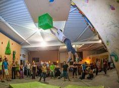 Le Cube Escalade et Bar,  Bussigny, Sport et loisirs, Escalade, en bloc