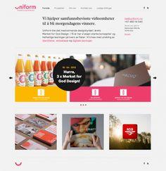 Uniform - an olso based design agency