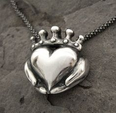 Claddagh tattoo inspiration