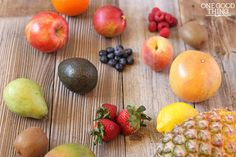 Learn how to pick the best fresh fruit at the grocery store!
