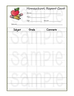 If you're looking for homeschool report cards, we have the perfect free template. YES, there are reasons for homeschoolers to use report cards too! http://www.intoxicatedonlife.com/2015/03/29/5-reasons-homeschoolers-use-report-cards-plus-free-printable-template/