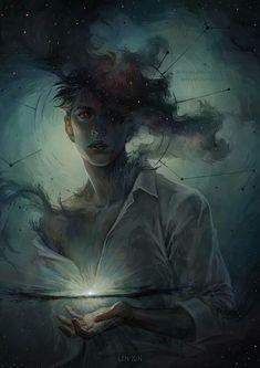 Identity by Magdalena Pagowska aka Len-Yan. Amazing!