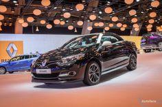 Renault Mégane CC maakt werelddebuut in Brussel