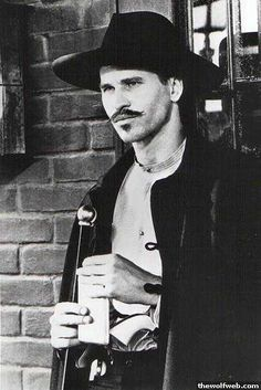 Tombstone -  Val Kilmer his best role ever!
