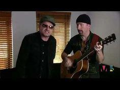 U2 - Bono & The Edge - Happy Birthday 2U