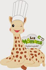 Ateliers cuisine bébé Les Mômans SOphie la girafe