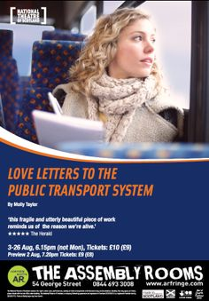 Love Letters to the Public Transport System (2012)