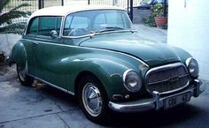 During 1959 Auto Union   released the new DKW 1000-S  (Wrap around Windscreen)