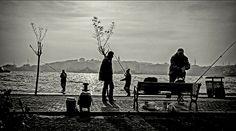 Istanbul morning fishing | Flickr - Photo Sharing!