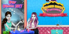 Perform tons of in this Monster Princess and give your Monster girl a charming look for Halloween Festival, Halloween 2017, Happy Halloween, Free Halloween Games, Girl Makeover, Halloween Celebration, Princess Style, Monster Girl, Salons