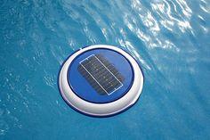 Clorotron-ionizador-agua-piscinas con placa solar