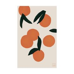 Artwork Mandariini by Lotta Maija Paananen. @lottamaija • • • • • #contemporaryart #poster #frames #interiordesign #interiorinspo…