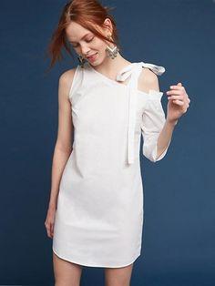9607d8c7e4c Women s Simple solid color asymmetric lace dress clothes