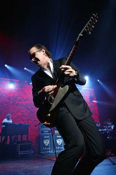 Seen Joe Bonamassa Blues...in concert.