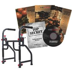 The Rack All-in-One Gym is an at-home fitness breakthrough designed to sculpt serious muscles. The versatile system transforms into three different positions - standing, bench, and flat - so you can complete a variety of powerful exercises. Fitness Tracker, You Fitness, Fitness Goals, Health Fitness, Best Buy Promo, Best Buy Coupons, Fitness Gadgets, Power Rack, Fitbit Charge