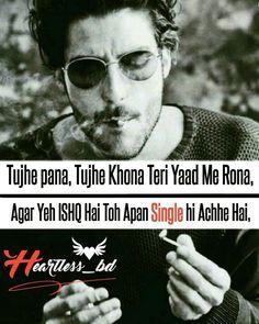 681 Best Killer Boys Attitude Bad Boy Status Images In 2019 Hindi
