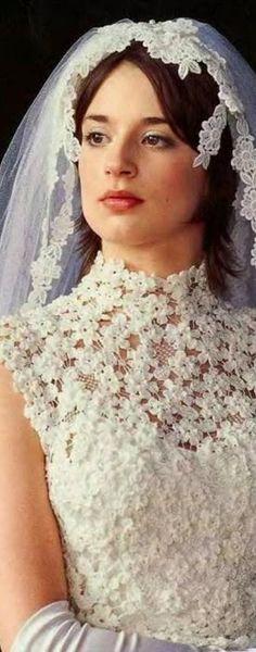 Bridal crochet……./ TRICO y CROCHET-madona-mía: Novias Crochet Irlandés-Modelos