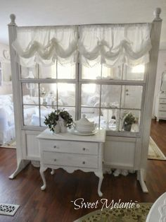 Home Decor Living Room ()Shabby Chic().Sweet Melanie: What a Beautiful Sunday.Home Decor Living Room ()Shabby Chic().Sweet Melanie: What a Beautiful Sunday Shabby Chic Mode, Shabby Chic Bedrooms, Shabby Chic Cottage, Shabby Chic Style, Cottage Style, Small Bedrooms, Guest Bedrooms, Master Bedroom, Bedroom Corner