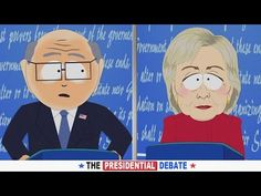 'SOUTH PARK' MOCKS HILLARY CLINTON: Hilarious Takeoff On Robotic and Overly Scripted Debate Performance » 100percentfedUp.com