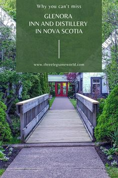 Did you know that Nova Scotia is home to North America's first single malt whisky distillery? Well, it is! East Coast Canada, Single Malt Whisky, Future Travel, Nova Scotia, Distillery, New England, Did You Know, North America, Thursday
