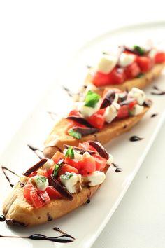 Crave-worthy food!