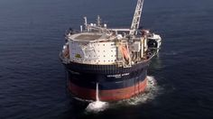 Cylindrical FPSO Being Tested for Gulf of Mexico