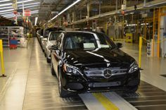Mercedes-Benz-C-Class-production-started-In-USA