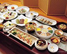 It's the best chance to taste Korean foods and traditional performances.