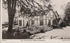 The Bell Holm Hotel, Holmwood, near Dorking.