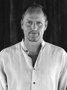 Woody Harrelson-I just love him. Such a timeless, talented actor. One of a kind. One of my favorites.