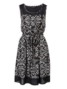 'Monet' Printed Dress $69.99
