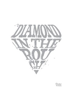 diamond in the rough essay Case study 1: hbs case: botswana: a diamond in the rough botswana is a rags-to-riches success story when it gained independence in 1966, the country was in debt.