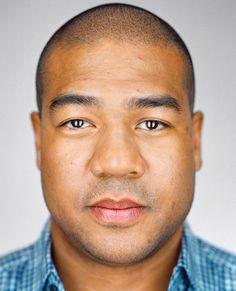 CHRISTOPHER BRAXTON, 33, BROOKLYN, NEW YORK SELF-ID: half African American, half Korean/Blasian CENSUS BOXES CHECKED: black/Korean