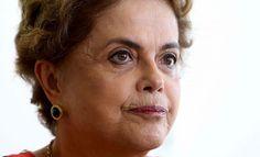 Senado afasta Dilma da Presidência