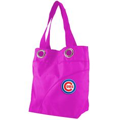 Chicago Cubs Color Sheen Tote by Little Earth - MLB.com Shop