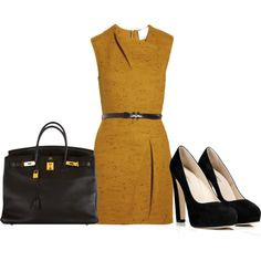 """""""Simple Classic WORKINGGIRL"""" by lealachowski on Polyvore"""