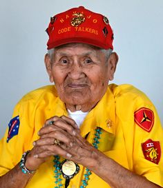 Chester Nez, 93, Dies; Navajo Words Washed From Mouth Helped Win War | NYTimes.com | Let not what they did ever be forgotten. Very good article.