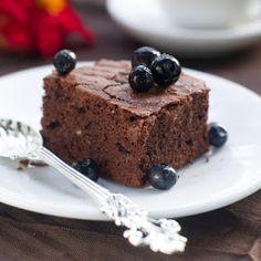 I Hear Exercise Will Kill You: No sugar, No butter Brownies