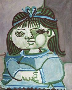 Creative Baby Names: Art World starbabies, Art Picasso, Picasso Blue, Picasso Portraits, Picasso Paintings, Baby Name Art, Baby Names, Cubist Movement, Guernica, Georges Braque