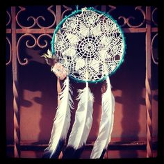 I want a dream catcher tattoo! Maybe on my outer thigh/hip?