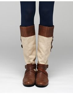 Need Supply Co. / Pink Studio / Roma Riding Boot