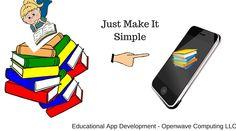 Educational iPhone App Development