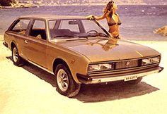Pininfarina Fiat 130 Shooting Brake 'Maremma' 1974