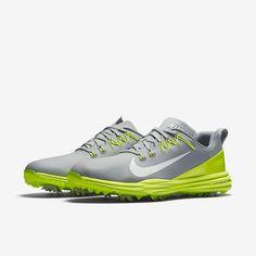 640e047b5d79 Nike Lunar Command 2 Golf Shoe - Grey Volt