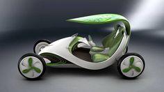 SAIC Leaf Car Concept