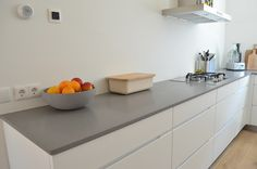 Keuken van Kvik.