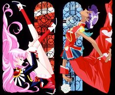 Revolutionary Girl Utena #japanese #anime