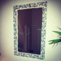 Mosaiek spiegel